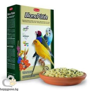 Padovan - BLANC PATEE Мека хранителна добавка за зърноядни птици, 300 гр.