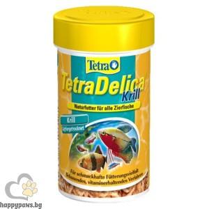 Tetra - TetraDelica Храна за тропически рибки с крил, 100 мл.