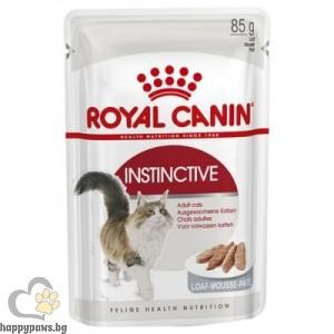 Royal Canin - Instinctive Loaf пауч-пастет