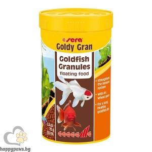 Sera - Goldy gran - храна за златни рибки, 100 мл.