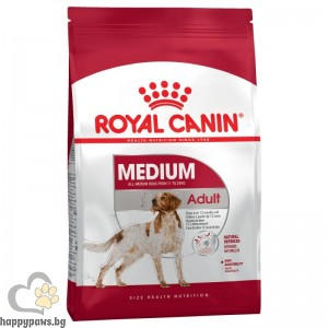 Royal Canin - Medium Adult нова опаковка