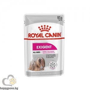 Royal Canin - Exigent Loaf пауч