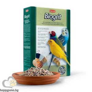 Padovan - BIO-пясък за всички видове декоративни птици, 700 гр.