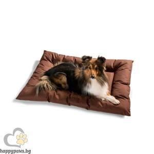 Hunter Антибактериално легло за куче Gent - кафяво