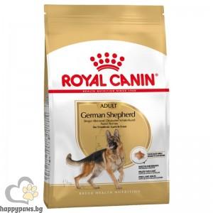 Royal Canin - German Shepherd Adult суха храна за кучета от порода немска овчарка, над 15 месеца