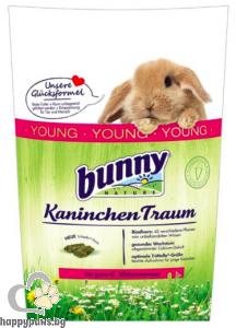 Bunny - Young пълноценна храна за зайчета до 6 месечна възраст