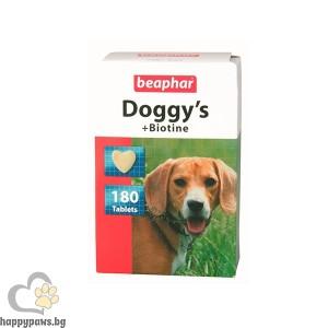 Beaphar - Кучешки сърчица с Biotin 180 таблетки