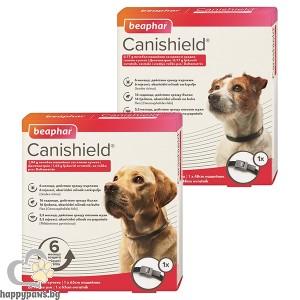 Beaphar Cani Shield - противопаразитен нашийник за кучета