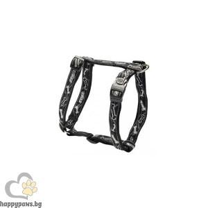 Rogz Black Bone Нагръдник за куче, различни размери