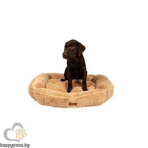 Dubex Brownie Меко легло в бежов цвят, различни размери