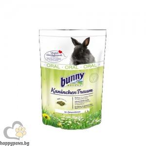 Bunny ORAL - Храна за декоративни зайчета с дентални проблеми, след 6-ия месец, 750 гр