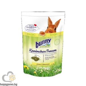 Bunny Nature bunny BASIC Храна за зайчета след 6-ия месец, различни разфасовки