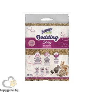 Bunny Bedding Cosy - Естествена постеля от слама, 20 л