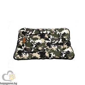 Dubex Camouflage Green Меко легло за куче или коте , 70 x 48 x 8 см
