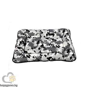 Dubex Camouflage Grey Меко легло за куче или коте , 70 x 48 x 8 см