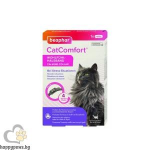 Beaphar CatComfort Calming Collar Успокояващ нашийник с феромони за котки, 1 брой