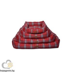 Dubex Danish Меко легло в червен цвят, различни размери