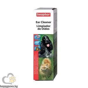 Beaphar - Ear Cleaner за почистване на уши, 50 мл