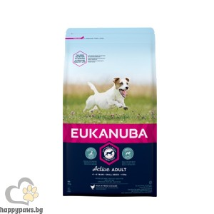 Eukanuba - SMALL BREED ADULT