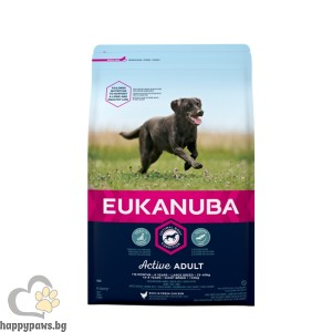 Eukanuba - ADULT LARGE BREED