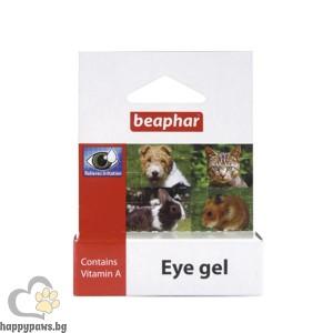 Beaphar - Овлажняващ и витализиращ гел за очи, 5 мл