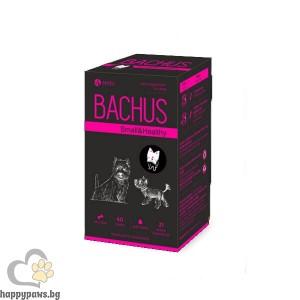 Bachus Small & Healthy за здрави кучета от малки породи, 60 таблетки