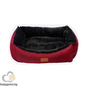Dubex Jellybean Меко легло в червен цвят, различни размери