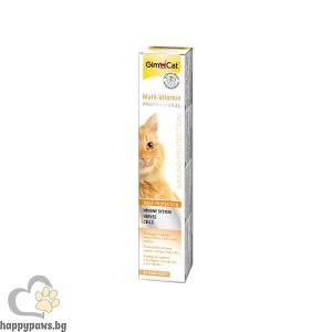 GimCat Multi Vitamin Professional - Immune Protection - Мултивитаминна паста за имунна защита, различни разфасовки