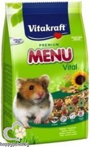 Vitakraft - Premium Menu Vital Ежедневна храна за хамстери