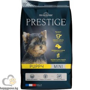 Flatazor - Prestige Puppy Mini - храна за подрастващи кученца дребни породи, различни разфасовки.