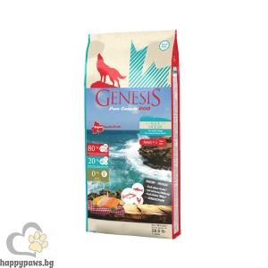 Genesis - Blue Ocean Skin&Coat
