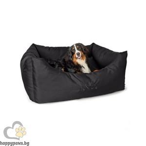 Hunter Антибактериален диван за куче Gent в цвят - черно, различни размери