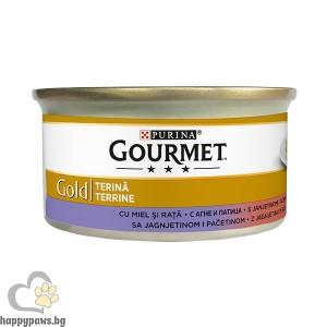 Gourmet Gold Pazzetti in pate нова опаковка