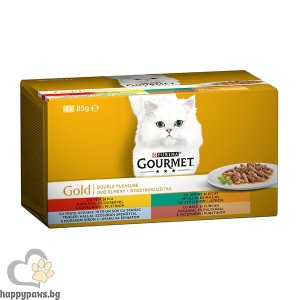 Gourmet - Gold Double pleasure нова опаковка