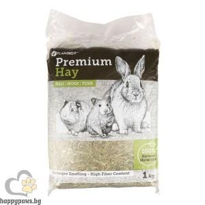 Flamingo Premium Hay Ливадно сено, 1 кг