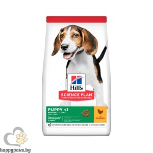 Hill's - Science Plan Dog Puppy Medium пиле