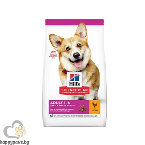 Hill's - Dog Adult Small & Mini пиле