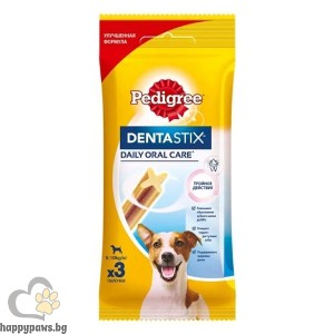 Pedigree Dentastix - Daily Oral Care, за кучета между 5 - 10 кг., 3 бр.