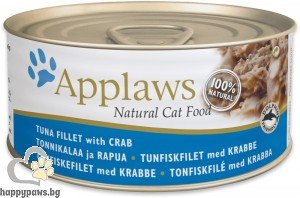 Applaws - Broth консервирана храна за котета над 12 месеца, различни вкусове в бульон, 70 гр.