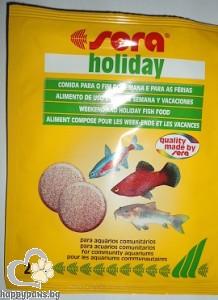 sera - Holiday -храна, която е стабилна за дълго време във вода, 2 бр.