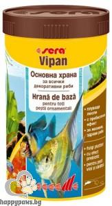 sera - Vipan - основна храна за рибки за всекидневна употреба, 12 гр.