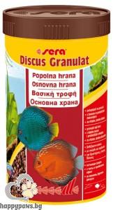 sera - Discus - храна за всички дискуси и други цихлиди, 12 гр.