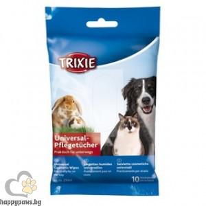 TRIXIE - Почистващи мокри кърпи