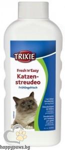 TRIXIE - Дезодорант за котешка тоалетна, 750 гр.