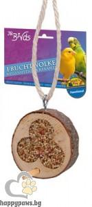 JR Farm - Дървена играчка пълна с висококачествени семена
