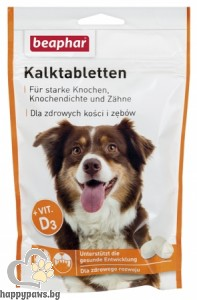 Beaphar - Kalktabletten XL калциеви таблетки XL, 225 гр.