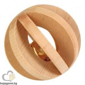 TRIXIE - Ламелна топка със звънче