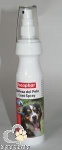 Beaphar - Coat Spray спрей с масло от Макадамия за увредена козина, 150 мл.