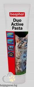 Beaphar - Duo-Active мултивитаминна паста за коте