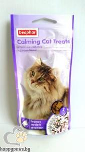 Beaphar - Calming Bits успокояващи хапки за котки - 35 гр.